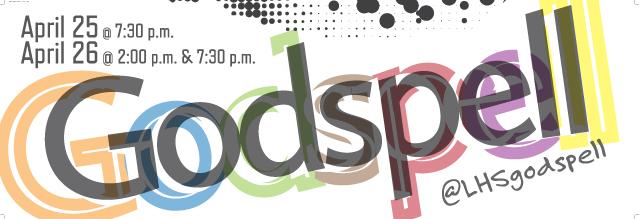 LHS_Godspell-banner